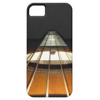 Akustikgitarre-Schnüre iPhone 5 Etui