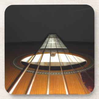 Akustikgitarre-Schnüre Untersetzer