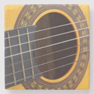 Akustikgitarre Steinuntersetzer