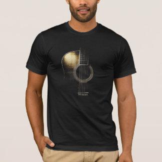 Akustikgitarre-T - Shirt (sehen Sie bitte