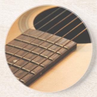 Akustikgitarre Untersetzer