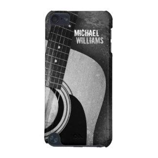 Akustikgitarregrauer Grungeipod-Touch-Kasten iPod Touch 5G Hülle