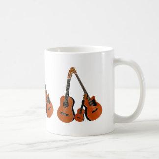 Akustische Instrumente Kaffeetasse