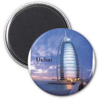 Al-arabisches Hotel Dubais Burj (durch St.K) Kühlschrankmagnet