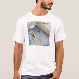 Al Capone-Begräbnis lustig T-Shirt