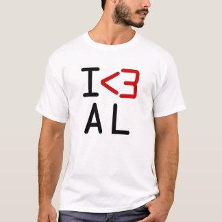 AL I <3 T-Shirt