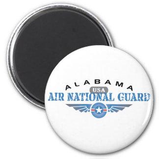 Alabama Air National Guard Runder Magnet 5,1 Cm