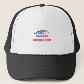 Alabama Audemus Jura nostra defendere Truckerkappe