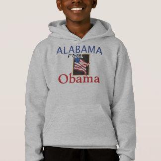 Alabama für Obama-Wahl Hoodie
