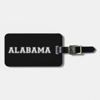 Alabama Gepäckanhänger