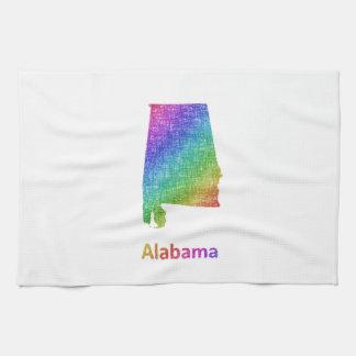 Alabama Handtuch