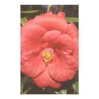 Alabama-Kamelie (rot) Briefpapier
