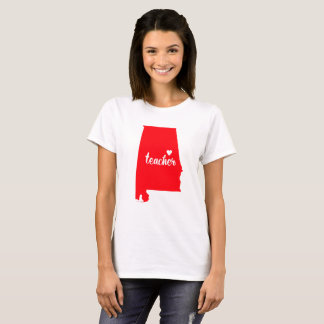 Alabama-Lehrer-T-Shirt T-Shirt