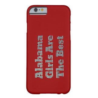 Alabama-Mädchen sind das Beste Barely There iPhone 6 Hülle