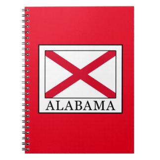 Alabama Notizblock