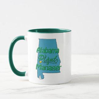 Alabama-Pflanzen-Manager Tasse