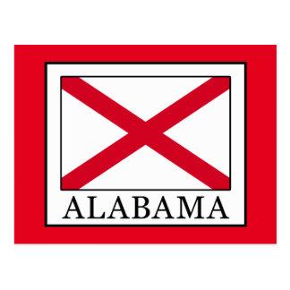 Alabama Postkarte