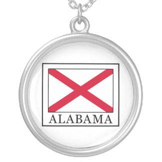 Alabama Versilberte Kette