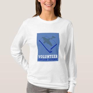 Alabama-Zivilist-Verteidigung -- WPA T-Shirt
