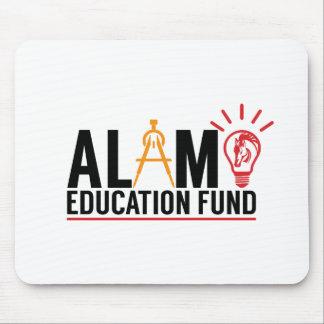 Alamo-SchulBildungs-Kapitals-Logo Mousepad
