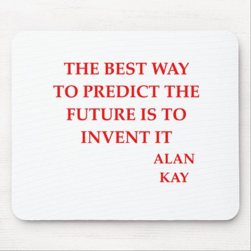 Alan Kay Zitat Mauspad