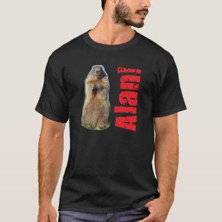 Alan-T2-Vertikale T-Shirt
