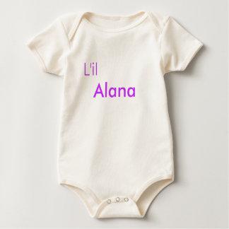 Alana Baby Strampler