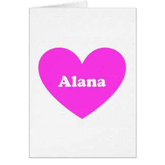 Alana Karte