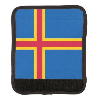 Aland Insel-Flagge Gepräckgriffwickel