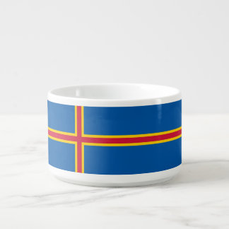 Aland Insel-Flagge Kleine Suppentasse