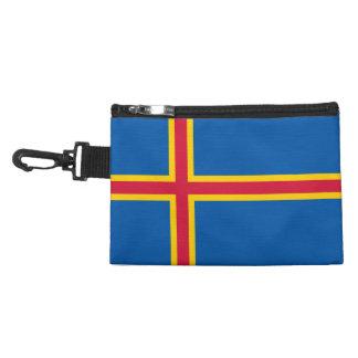 Aland Insel-Flagge Kulturtasche