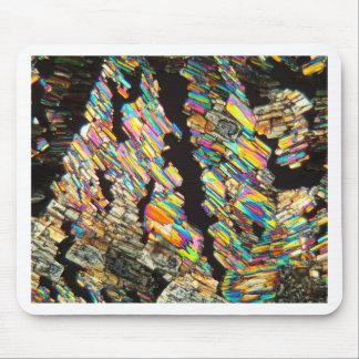 Alanin-Aminosäure unter einem Mikroskop Mousepad