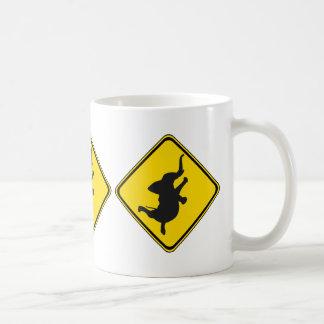 Alarm: Tanzen-Elefant Xing! Kaffeetasse