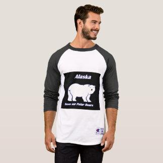 Alaska 2 retten unsere polaren Bären T-Shirt