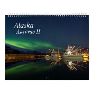 Alaska-Aurora-Kalender II Wandkalender