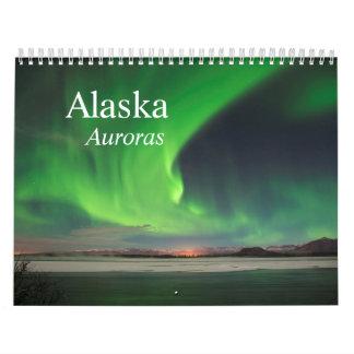 Alaska-Aurora-Kalender Kalender