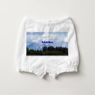 Alaska: Denali, Wald, Fluss, Berge 1 Baby-Windelhöschen