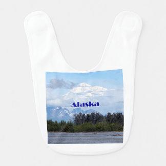 Alaska: Denali, Wald, Fluss, Berge 1 Babylätzchen