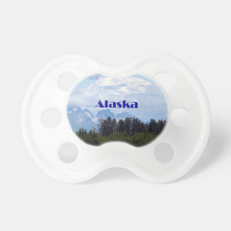 Alaska: Denali, Wald, Fluss, Berge 1 Schnuller