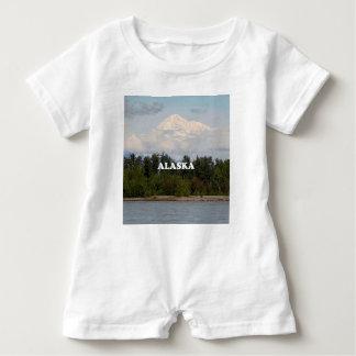 Alaska: Denali, Wald, Fluss, Berge, USA 2 Baby Strampler