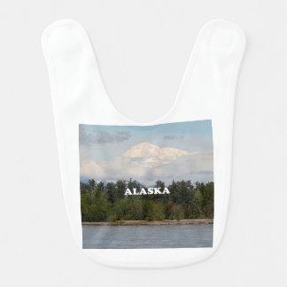 Alaska: Denali, Wald, Fluss, Berge, USA 2 Lätzchen
