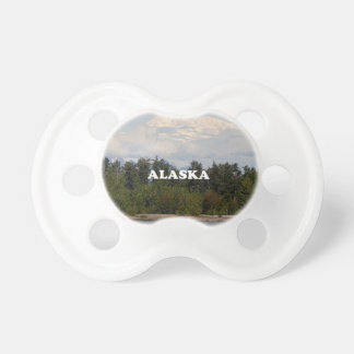 Alaska: Denali, Wald, Fluss, Berge, USA 2 Schnuller