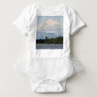 Alaska: Denali, Wald, Fluss, Berge, USA 3 Baby Strampler