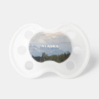 Alaska: Denali, Wald, Fluss, Berge, USA 3 Schnuller