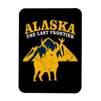Alaska die letzte Grenze Magnet