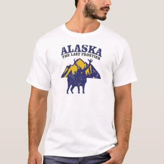Alaska die letzte Grenze T-Shirt