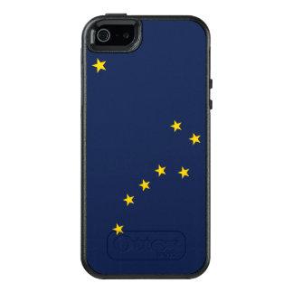 Alaska-Flagge Otterbox Symmetrie Iphone SE/5/5s OtterBox iPhone 5/5s/SE Hülle