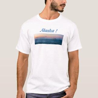 Alaska-Kreuzfahrt-Schiffs-T - Shirt
