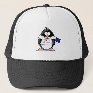 Alaska-Pinguin Truckerkappe