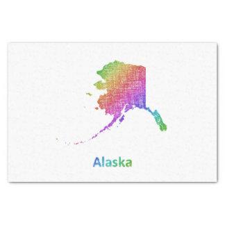 Alaska Seidenpapier